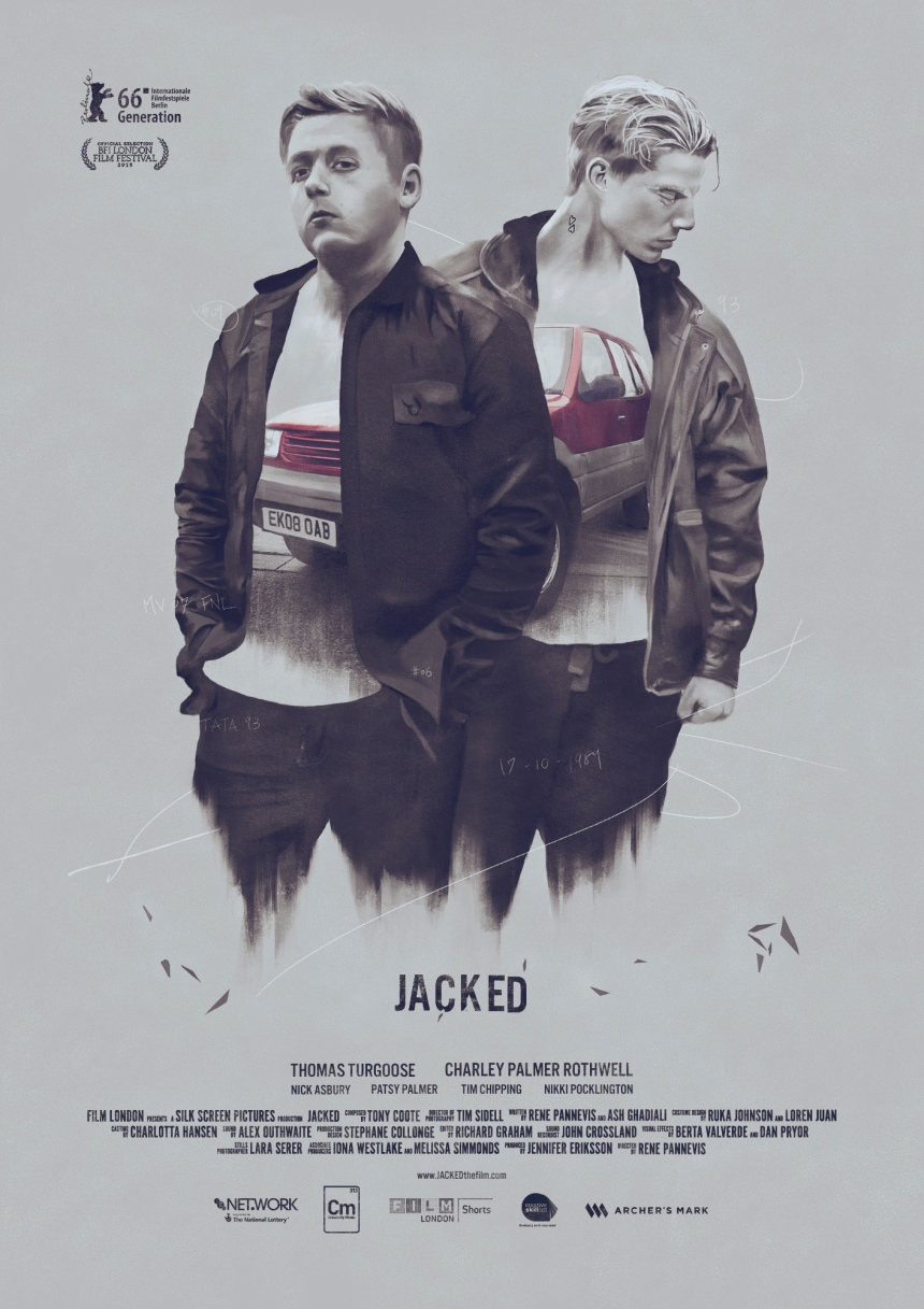 8777 Poster - JACKED (2015)