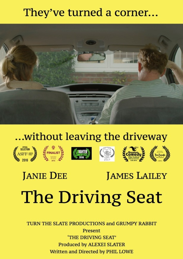 The Driving Seat poster 241016